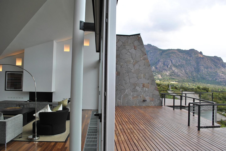 Casa S - Alric Galindez Arquitectos, arquitectura, casas