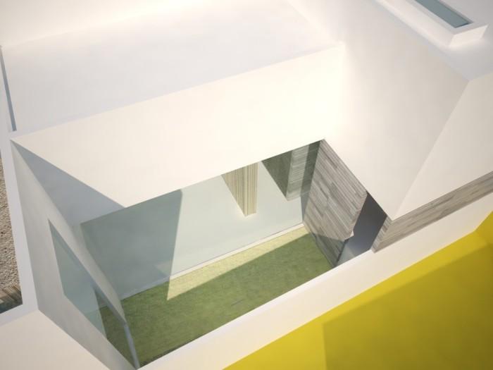 Casa SJ10 - JAR Jaspeado arquitectos & NM + Arquitectos