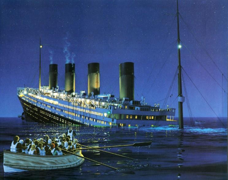 Los muertos del Titanic