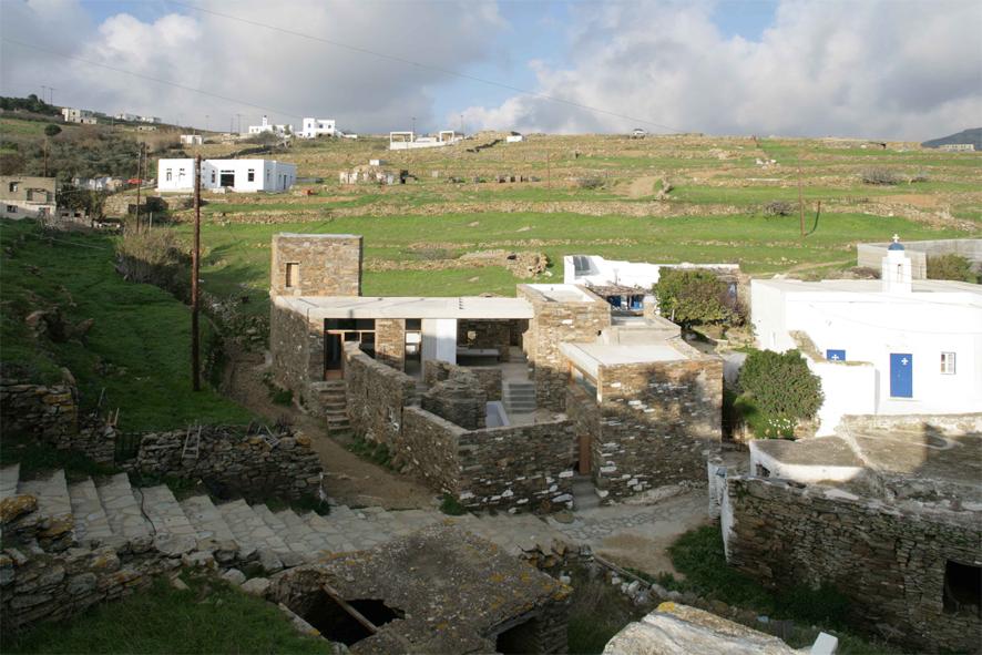 Casa en Tinos