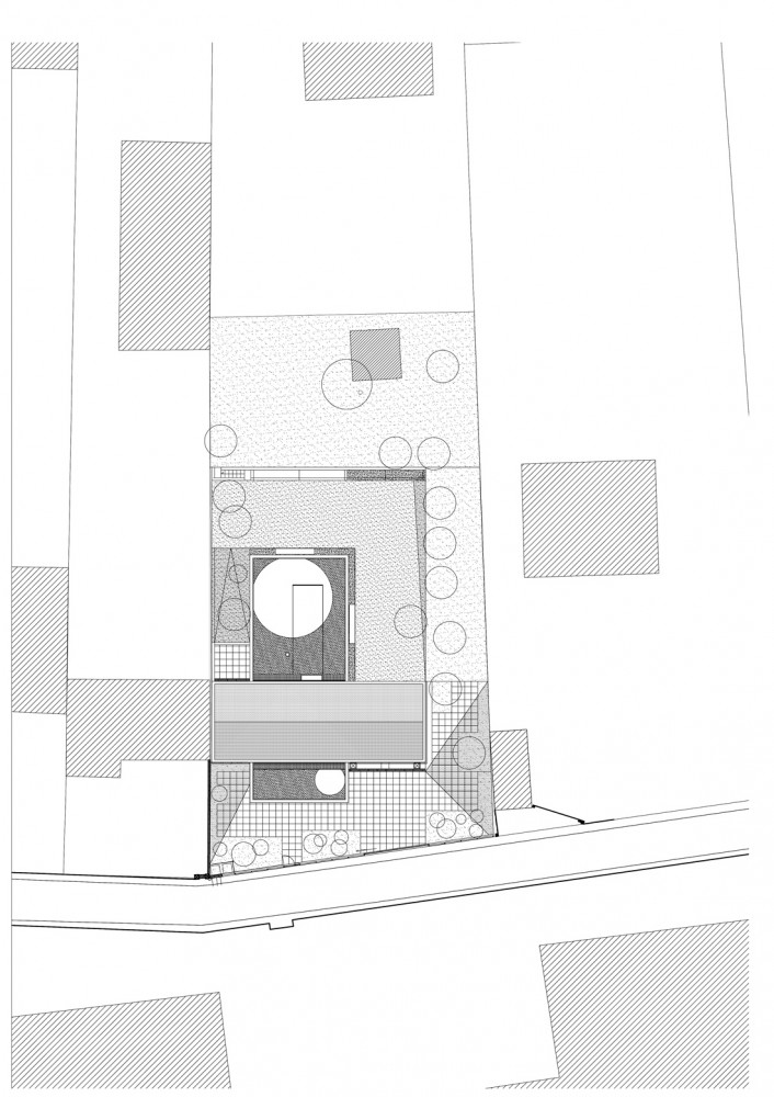 Casa en Sèvres - Colboc Franzen & Associés