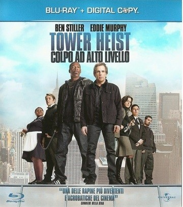 Tower Hest Blu-Ray