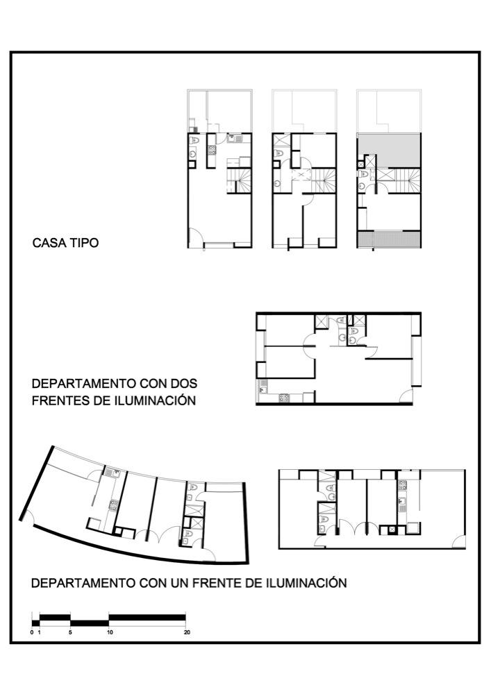 Vivienda Colectiva - Cumbres de Quitumbe - Patricio Endara