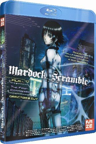 MArdock Scramble Blu-Ray