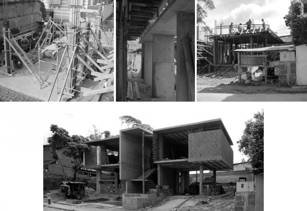Casa 948 - Víctor Sánchez Taffur + Beltrán Haddad