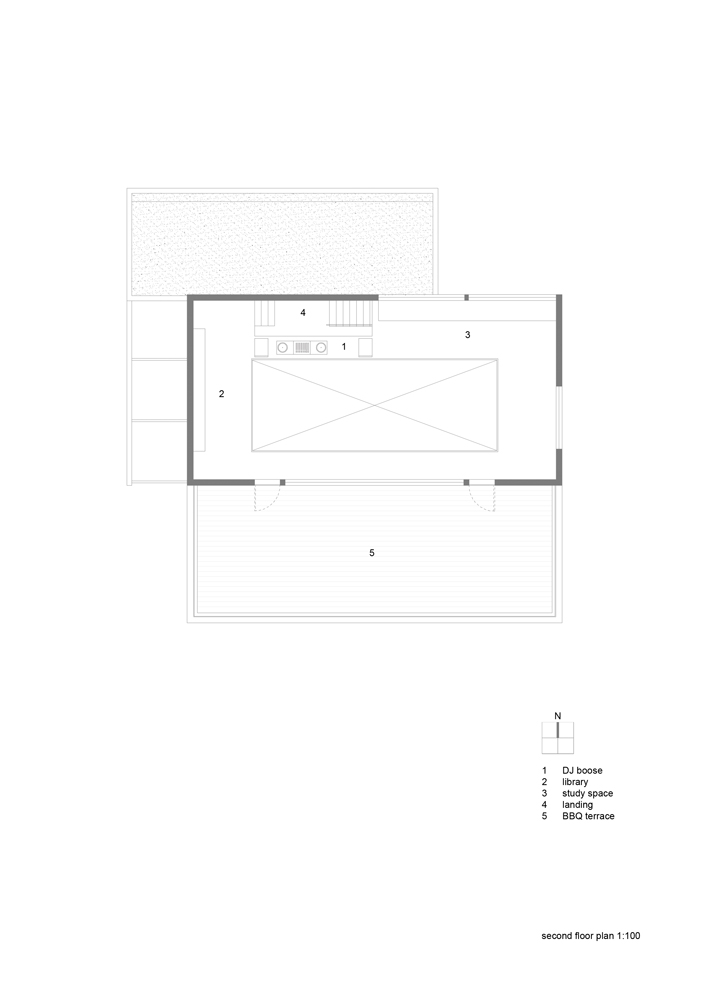 With - Estudio Loop, Arquitectura, casas