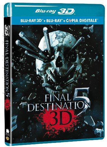 Final Destination 5 3D blu-ray