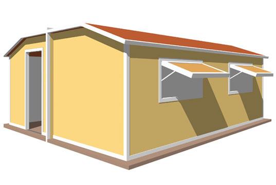 Refugios Temporales para Haití, Andrés Duany, arquitectura, casas