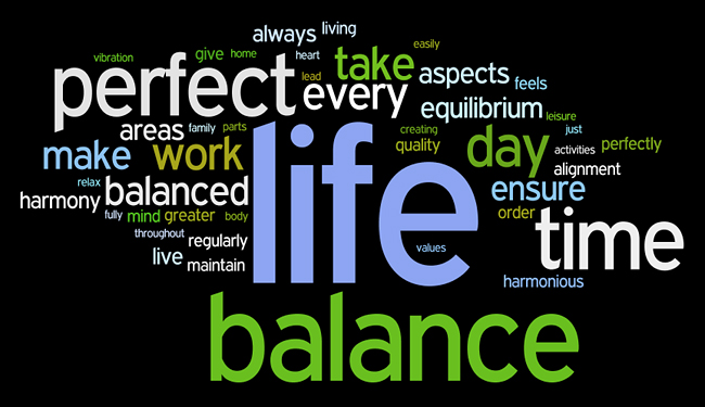 balance affirmations wordle