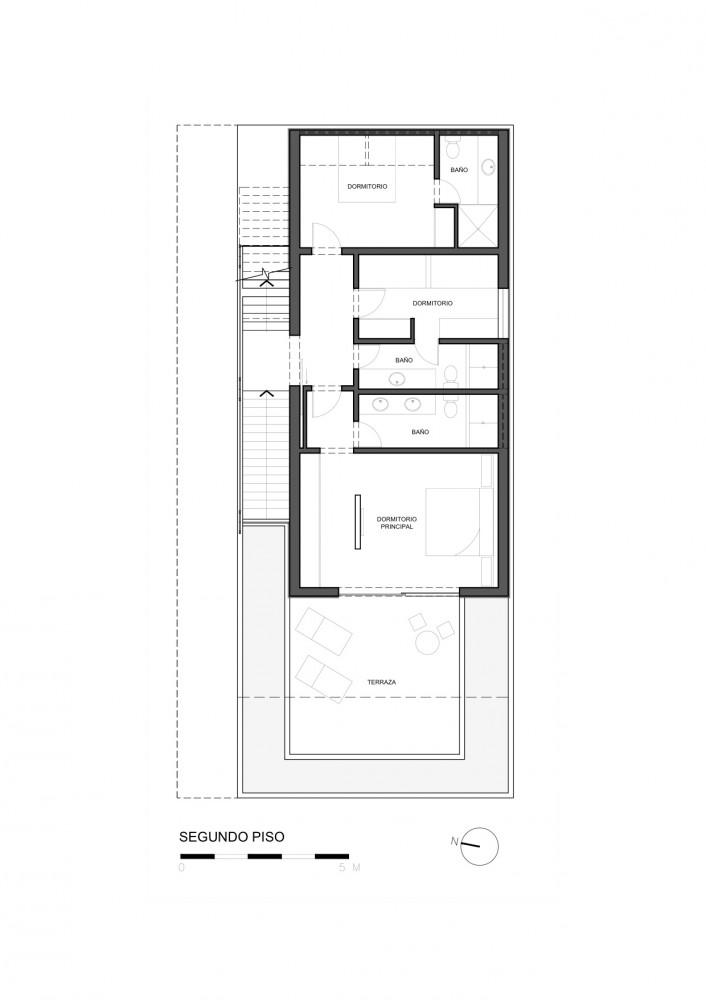 Casa en Las Palmeras - Artadi Arquitectos