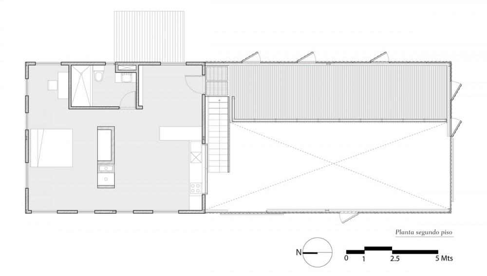 Casa Barn - Oficina Informal