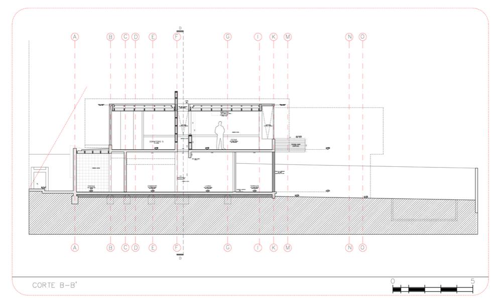 Casa Castro Guevara - G arquitectos, Arquitectura, diseño, casas