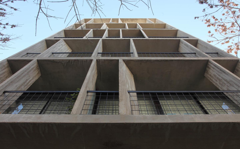 Edificio EEUU 4263 - BAK Arquitectos, Arquitectura, diseño, casas