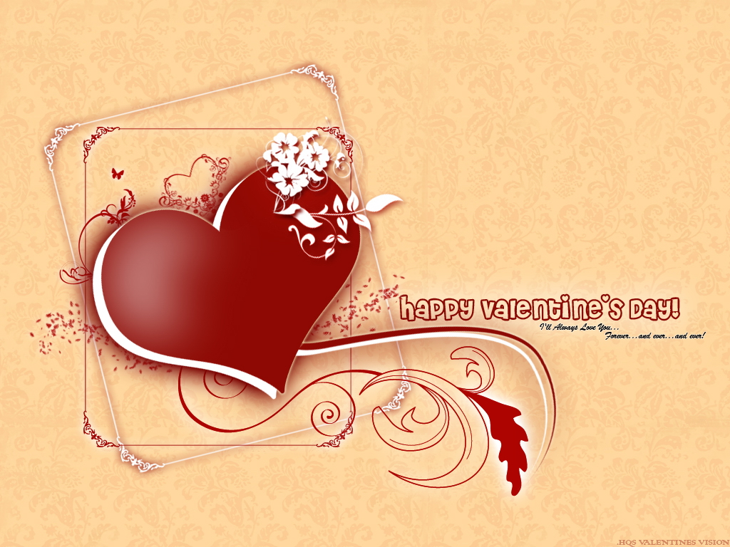 beautiful valentine desktop