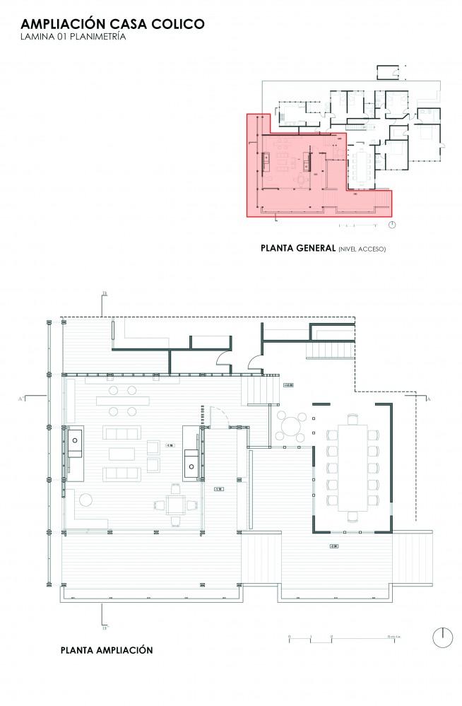 Ampliación Casa Colico - Cristóbal Vial, Verónica Bravo, Arquitectura, casas, diseño