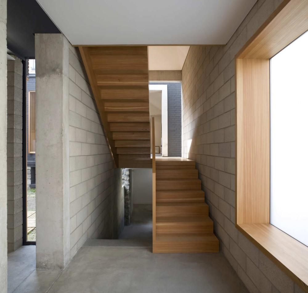 Hacer Un Baño A Nuevo:Casa Leguay – Moussafir Architectes Associés – Tecno Haus