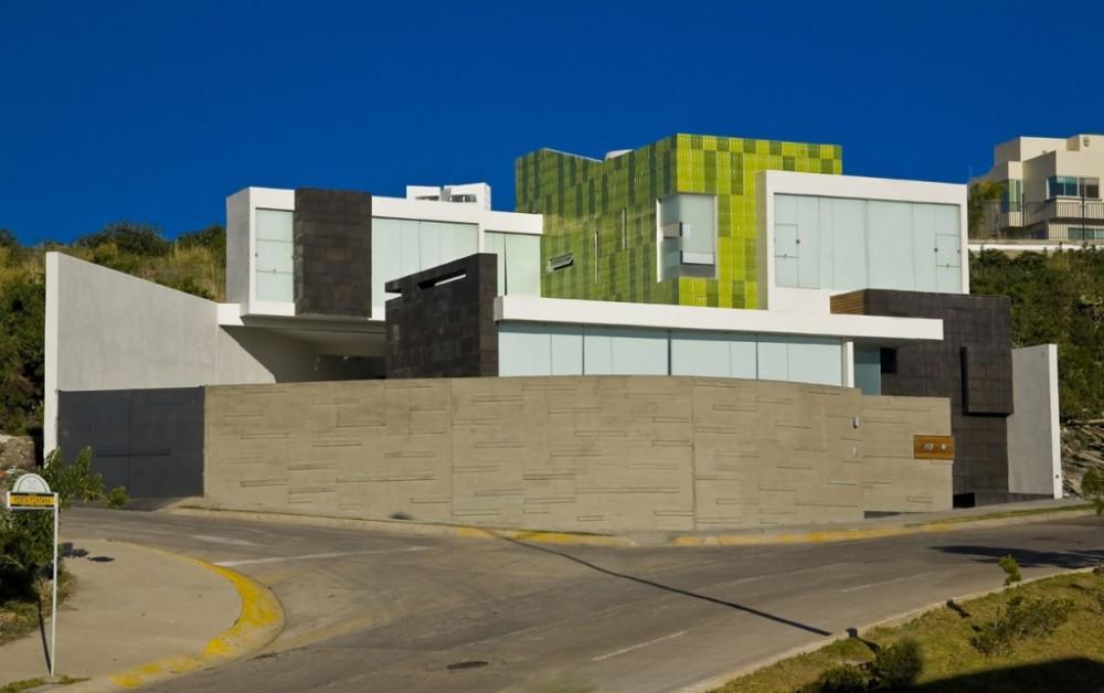 Casa verde - Taller 5 arquitectos