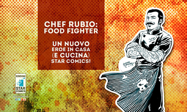 CHEF RUBIO: FOOD FIGHTER