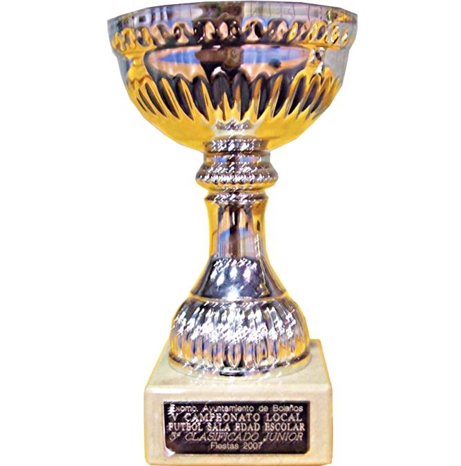 Copa Tercer Clasificado V Liga Local Júnior de Bolaños (año 2007)