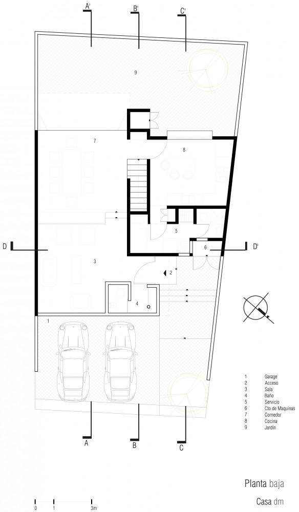 Casa DM - Dionne Arquitectos