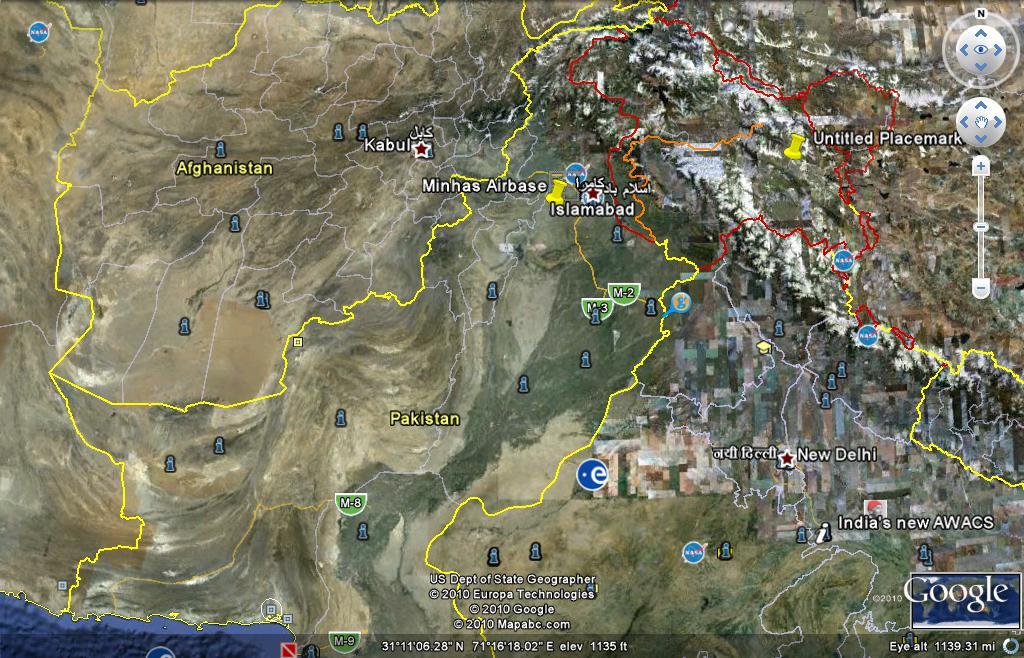 باكستان سلاحان نوويان تصرف السعوديه