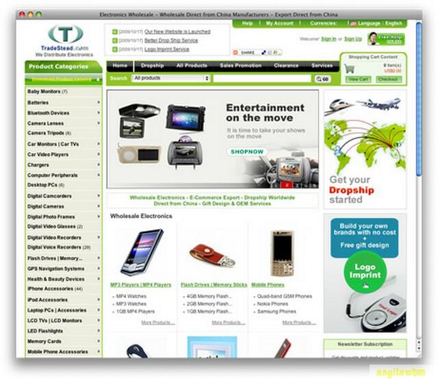 screen1 059 Páginas web para comprar barato en CHINA