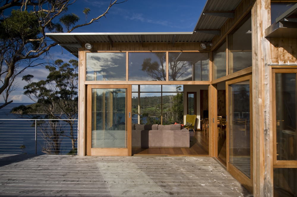 Casa White Perrin - Dock4 Architecture