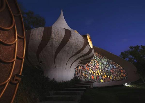 La casa Nautilus, Javier Senosiain