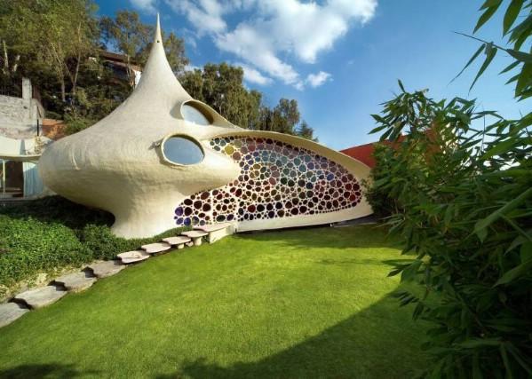 La casa Nautilus - Javier Senosiain