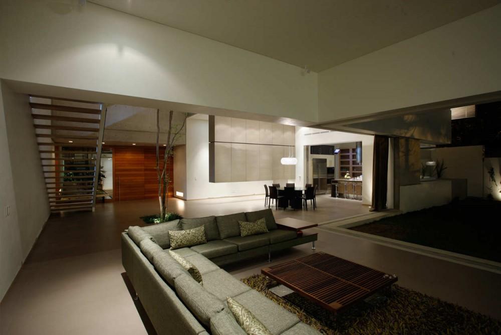 Casa Lucke Orozco - Hernández Silva Arquitectos