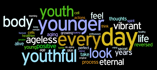 Affirm Your Life: YOUTHFULNESS Affirmations
