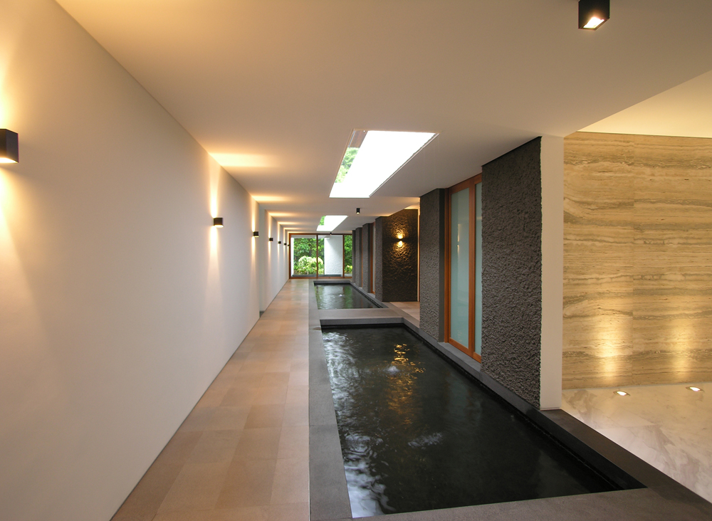 Water-Cooled House - Wallflower Architecture + Design