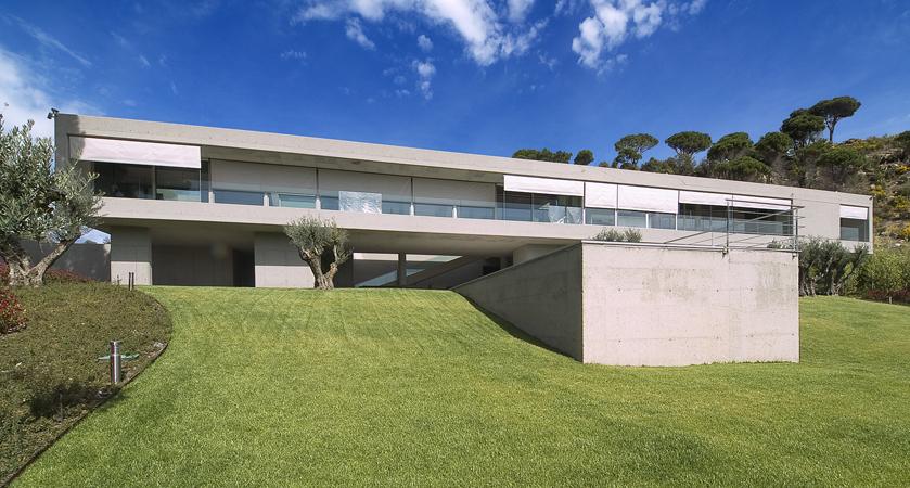 Casa de Pantano de San Juan - Vicens + Ramos