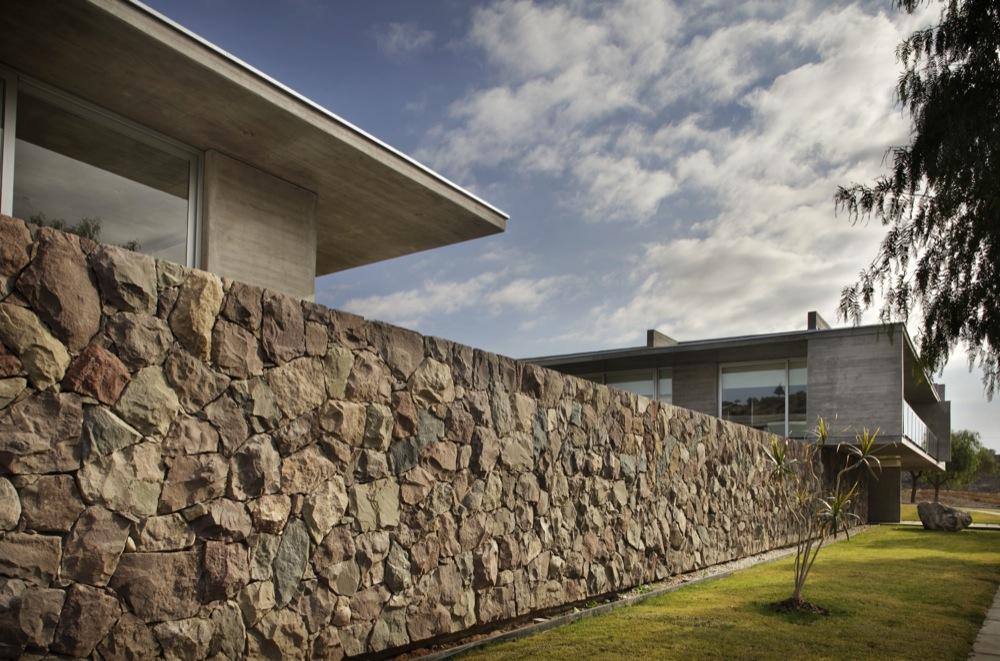 Casa Sobrino - A4estudio, Arquitectura, diseño, casas