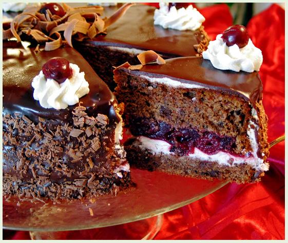 """Торт  """"Сказки черного леса """"Для приготовления вам потребуются."""