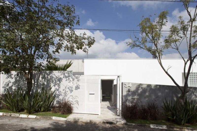 Casa Ivan Berger - Belleza & Batalha C. do Lago Arquitetos Associados