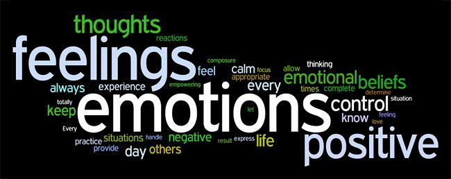 emotion affirmations wordle
