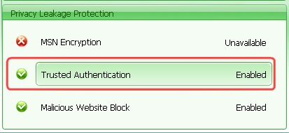 Kingsoft Privacy Protection