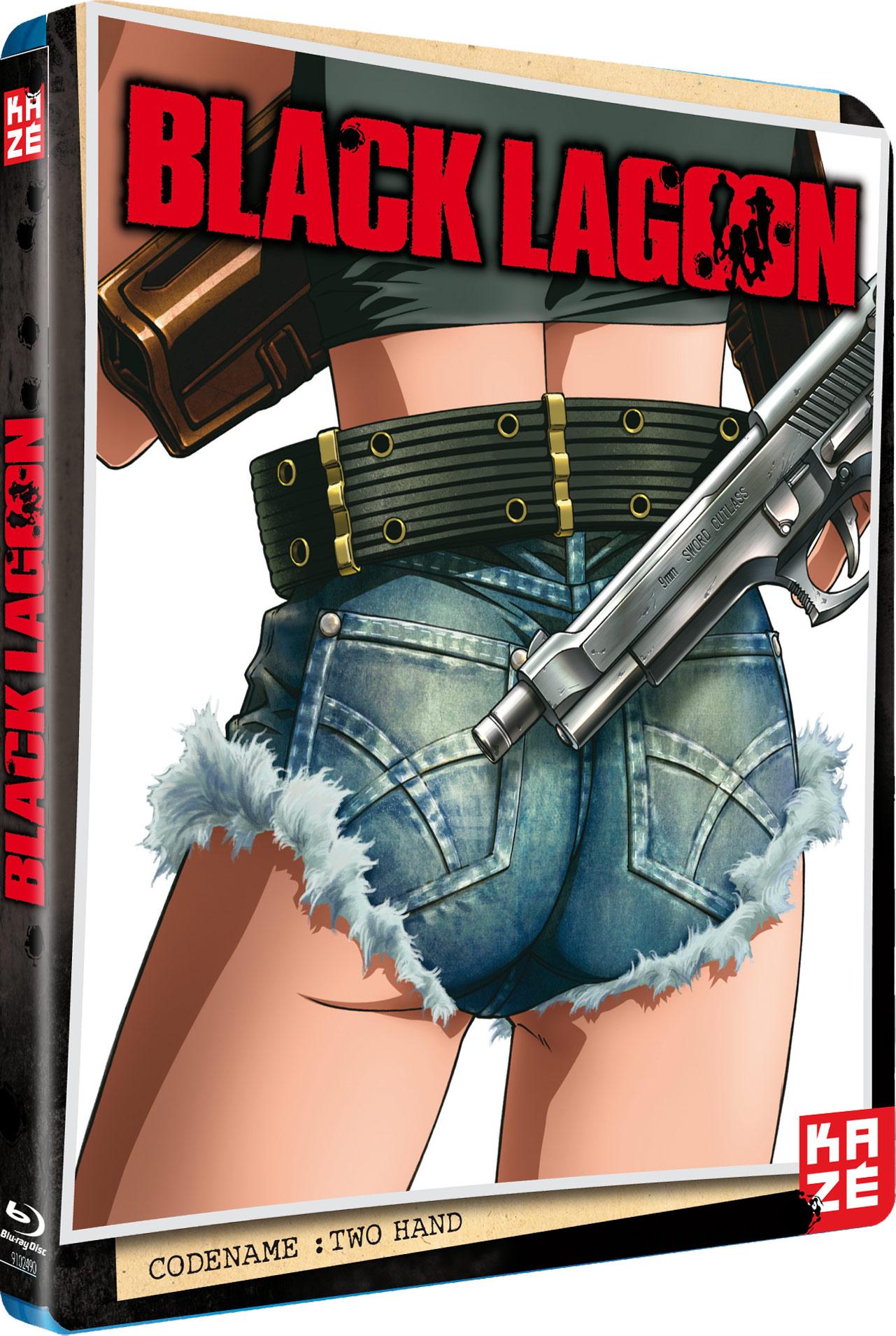 Black Lagoon Serie 1 Blu-Ray Kazè