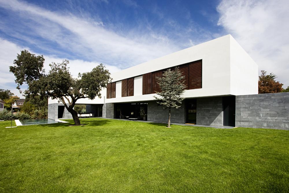Casa MF - Estudio Mañas + Guerrero-Luxán-de Miguel, Arquitectura, casas, diseño
