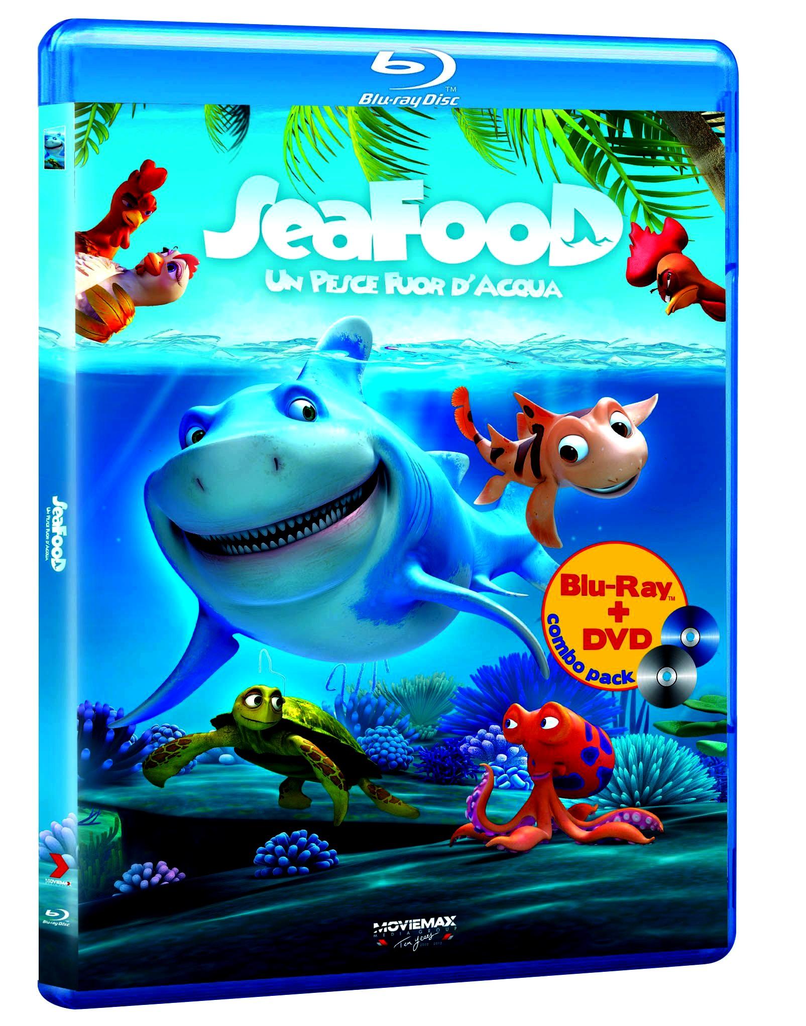 Seafood Blu-Ray