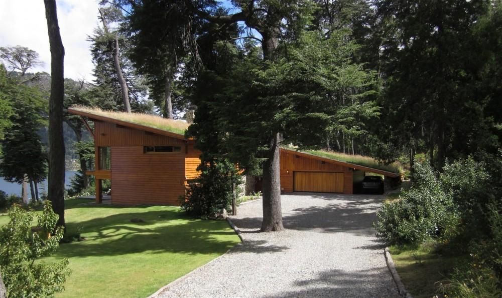 Casa en Arelauquen - Estudio Ramos