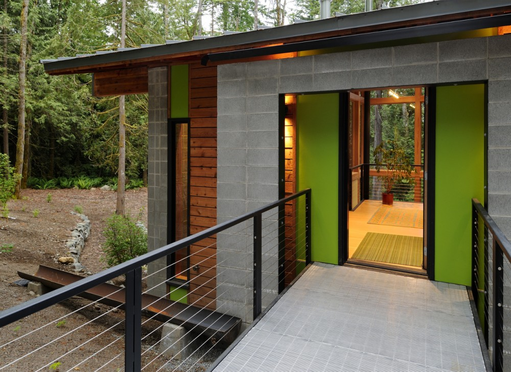 Casa en North Bend - Johnston Architects