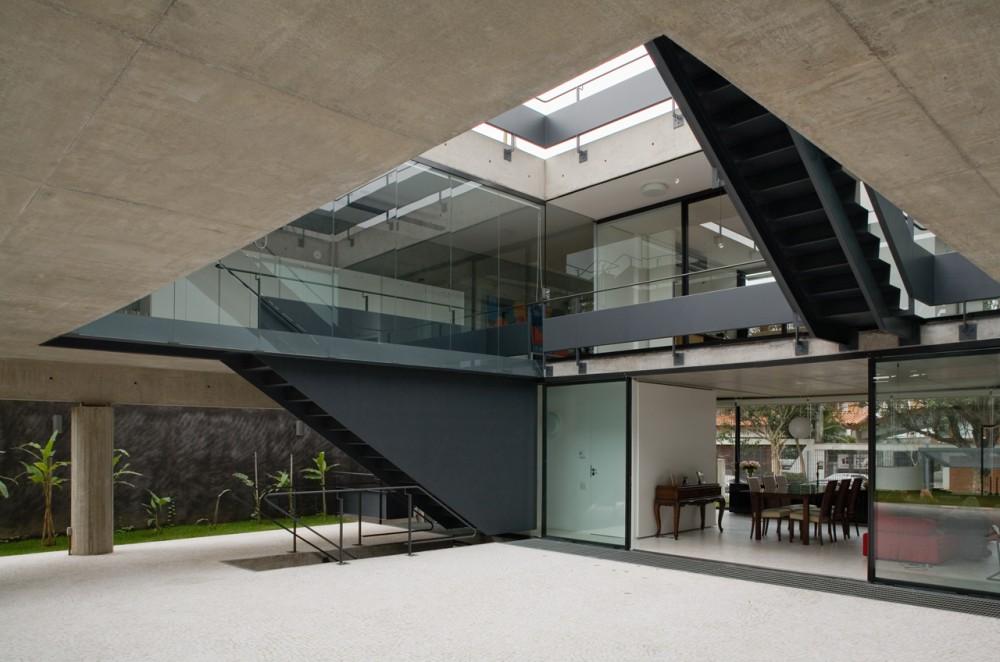 Residencia Boaçava - MMBB