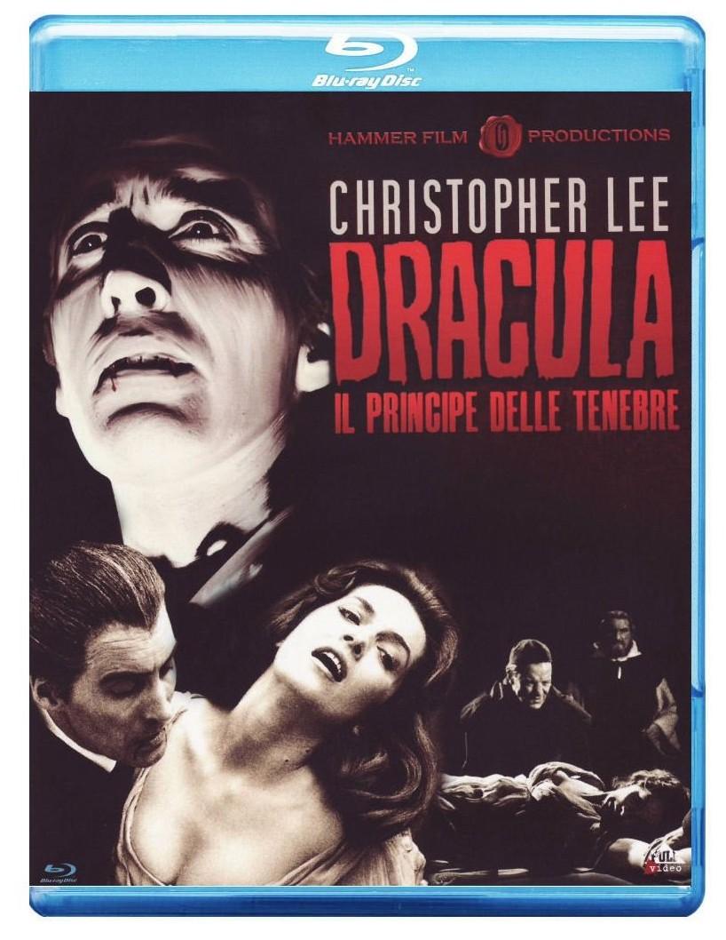 Dracula principe delle tenebre blu-ray