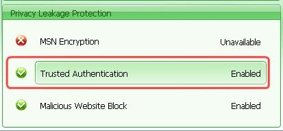 Kingsoft Privacy Protection