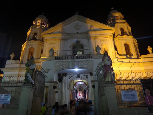 夜キアポ教会1