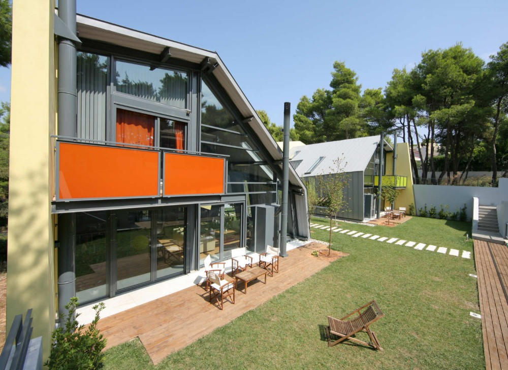Dos Casas en Anixi - React Architects