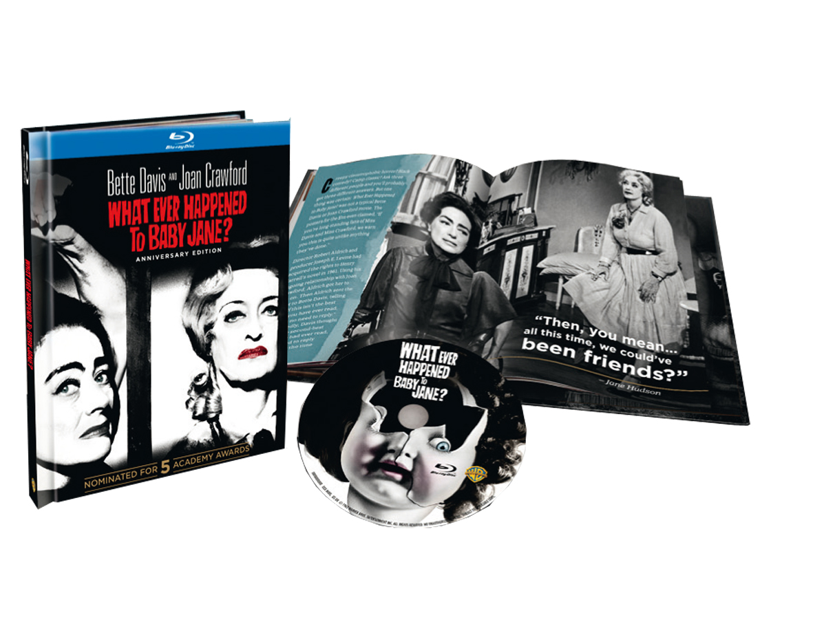 che fine ha fatto baby jane? blu-ray digi book