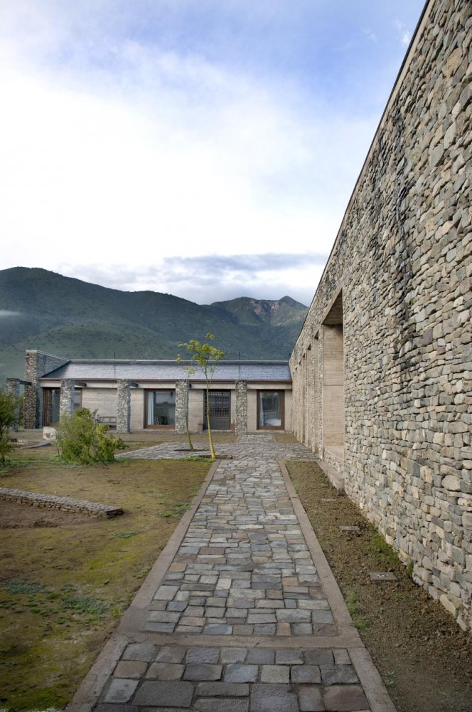 Casa de Campo Fundo El Guindo - Iván Vial Montero